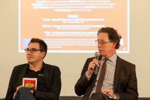 Bruno Perreau und Axel Hochrein - Foto: LSVD