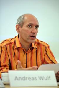 Andreas Wulf (medico international) - Foto: LSVD/ Caro Kadatz