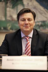 Andreas Geisel, Bezirksbürgermeister Lichtenberg (SPD)