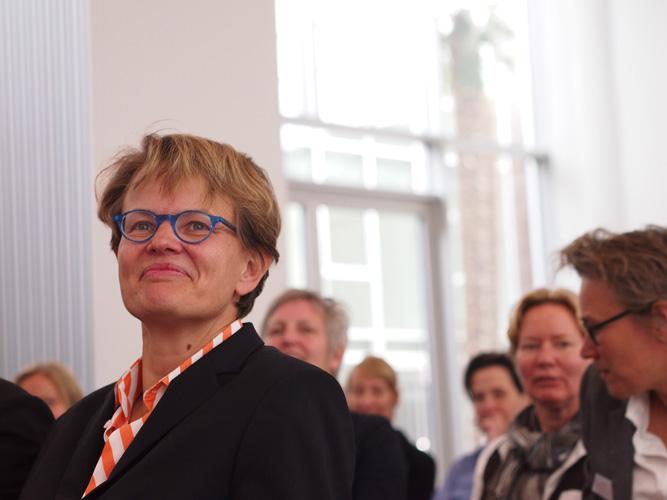 Prof. Dr. Susanne Baer - Foto: Elke Vahle