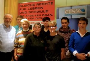Treffen des LSVD Saar und der GLSV