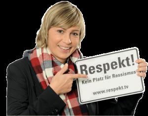 Sandra Minnert - Foto: respekt.tv