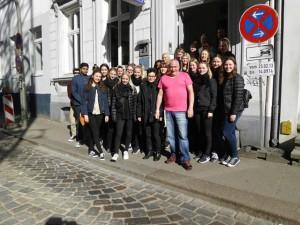 Besuch aus Dänemark