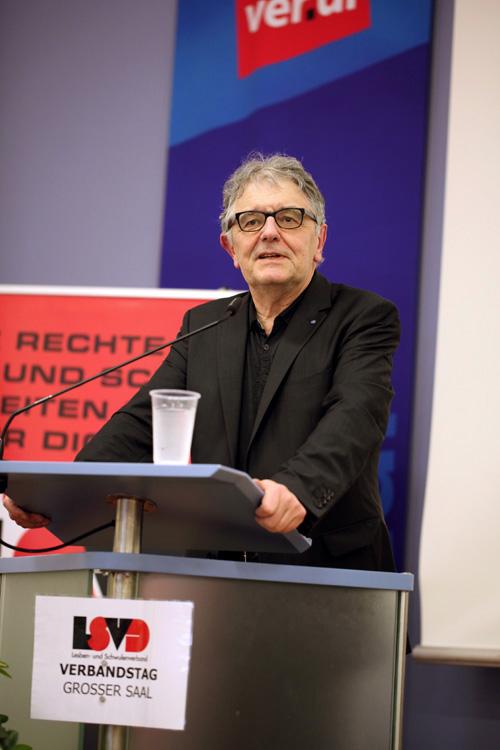 Christoph Strässer - Foto: Caro Kadatz /LSVD