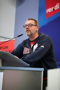 Axel Blumenthal (LSVD-Bundesvorstand) - Foto: Caro Kadatz
