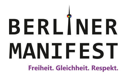 Berliner Manifest Logo