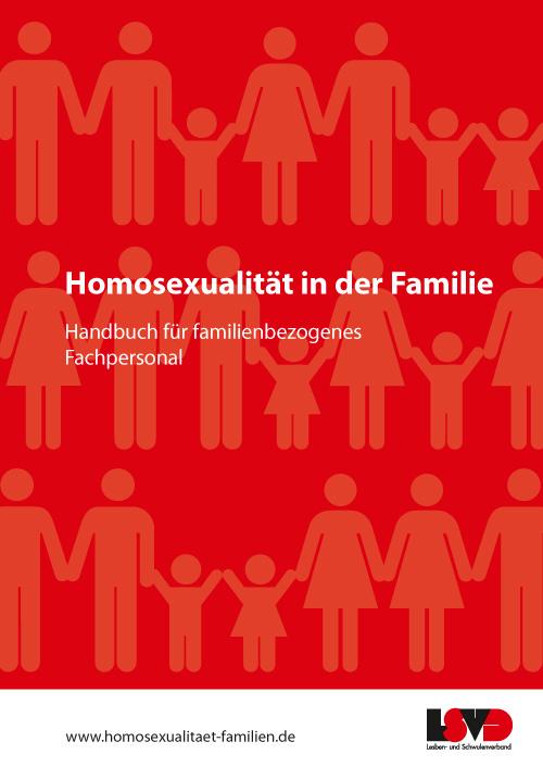Homosexualität in der Familie - Handbuch