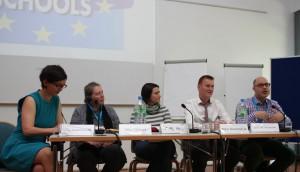 Abschlussplenum. Wie wir den Regenbogen an die Schulen Europas bringen