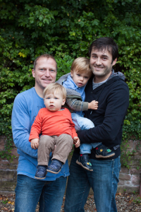 Regenbogenfamilie - Foto: Markus Ulrich