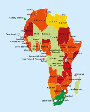 Homosexualität Afrika