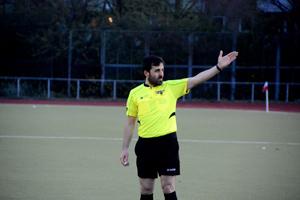 Halil Dinçdağ (Schiedsrichter) - Foto: Sören Kohlhuber