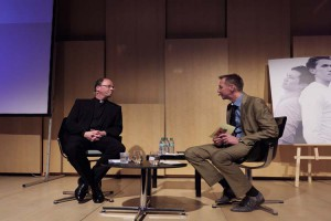 Bischof Ackermann in Saarbrücken