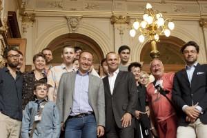 Coming out St. Petersburg trifft Abgeprdnete der Hamburger Bürgerschaft