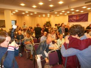 ILGA Konferenz 2014 in Riga