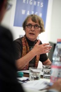 Prof. Dr. Konstanze Plett - Foto: Caro Kadatz