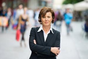 Oberbürgermeisterin Charlotte Britz (c) Landeshauptstadt Saarbrücken