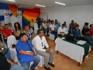 Bündnistreffen in Managua (c) LSVD