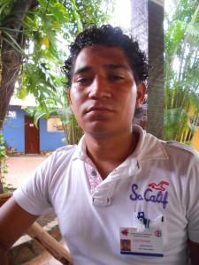 Anahi Zapata von ODETRANS (c) LSVD