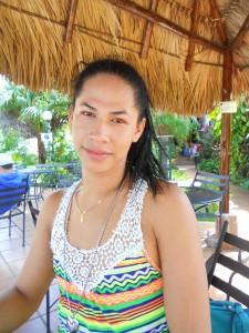 Jeyse Cayasso (Agrupación de Mujeres Trans y Culturales) (c) LSVD