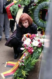 Caren Marks, Staatssekretärin im Bundesministerium für Familie, Senioren, Frauen und Jugend (c) LSVD / Caro Kadatz