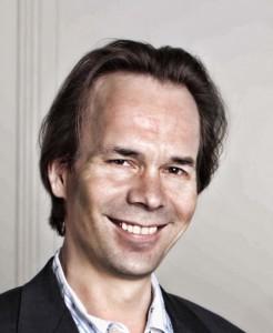 Drehbuchautor und Produzent Volker Krappen