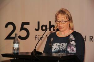 Hannelore Buls, Vorsitzende des Deutschen Frauenrats (c) LSVD