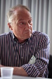 Dr. Jobst Paul vom Duisburger Institut für Sprach- und Sozialforschung (DISS) (c) LSVD / Kadatz