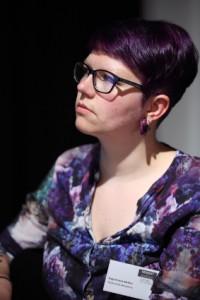 Katja Krolzik-Matthei (Hochschule Merseburg) (c) LSVD / Kadatz