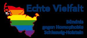 Logo Bündnis gegen Hmophie Schleswog-Holstein