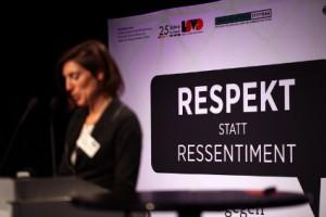 """Kongress """"Respekt statt Ressentiment"""" (c) LSVD / Caro Kadatz"""