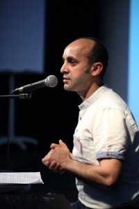 Zülfukar Çetin, Stiftung Wissenschaft und Politik (c) LSVD / Kadatz