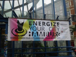 Energize your City 2015 - ©LSVD Hamburg