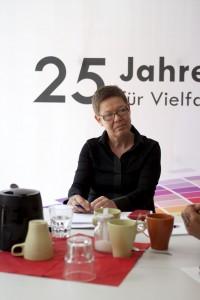 LSVD-Bundesvorstand Uta Schwenke (c) LSVD