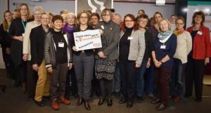 CEDAW-Allianz Gruppenbild (c) Frauenrat