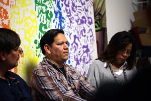 Donny Reyes, Gründer von Asociación LGTB Arcoiris. Foto: Caro Kadatz