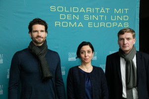 Pressekonferenz RomaDay 2016 Kampagne - © Thomas Bruns