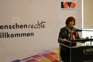 Caren Marks (Bundesministerin für Familie, Senioren, Frauen und Jugend) - Foto: Holger Jakobs