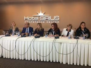 Panel mit Politiker*innen aus der Region