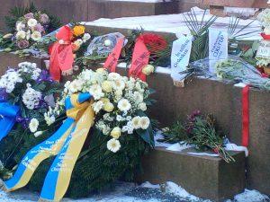 Chemnitzer Gedenkfeier für die Opfer des Nationalsozialismus