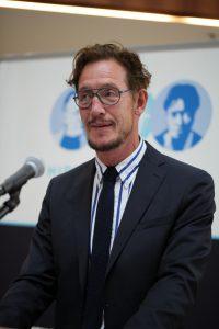 Axel Hochrein, Vorstand der Hirschfeld-Eddy-Stiftung (c) LSVD / Caro Kadatz