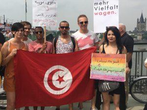 Tunis zu Gast in Köln © Hirschfeld-Eddy-Stiftung