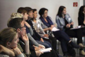 Über 100 Fachkräfte nahmen teil - Foto: Caro Kadatz