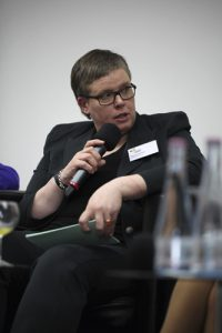 LSVD-Bundesvorstand Gabriela Lünsmann - Foto: Caro Kadatz
