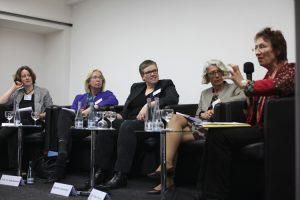 Podiumsdiskussion zur Reproduktionsmedizin - Foto: Caro Kadatz