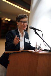 Sarah Kohrt (LGBTI-Plattform Menschenrechte) - Foto: Caro Kadatz