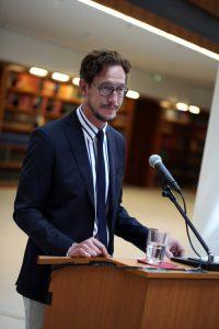 Axel Hochrein (Vorstand der Hirschfeld-Eddy-Stiftung) - Foto: Caro Kadatz