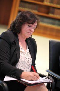 Menschenrechtsbeauftrage Bärbel Kofler - Foto: Caro Kadatz