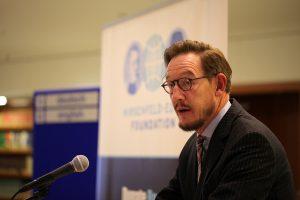 Axel Hochrein, Board member, Hirschfeld Eddy Foundation - Photo: Caro Kadatz