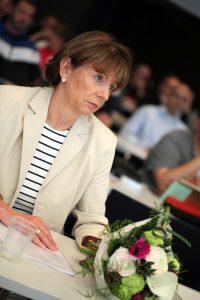 Henriette Reker. Foto: Caro Kadatz