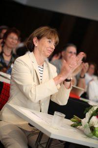 Kölner Oberbürgermeisterin Henriette Reker - Foto: Caro Kadatz
